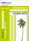 Image for National 4/5 geography: Course notes