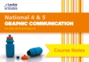 Image for Graphic communication course notesNational 4/5
