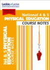 Image for National 4/5 physical education