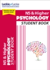 Image for N5 & higher psychology: Student book
