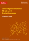 Image for Cambridge International AS & A level English language: Student's book