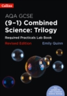 Image for AQA GCSE combined science (9-1) required practicals: Lab book