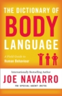 Image for The dictionary of body language  : a field guide to human behaviour