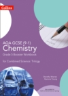 Image for AQA GCSE 9-1 chemistry for combined scienceGrade 5,: Booster workbook