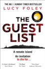 Image for The guest list