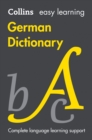 Image for Collins easy learning German dictionary
