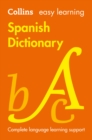 Image for Spanish dictionary