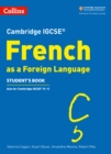 Image for French as a foreign language: Student's book