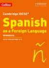 Image for Cambridge IGCSE (TM) Spanish Workbook