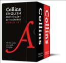 Image for Collins English dictionary and thesaurus  : all the words you need, every day