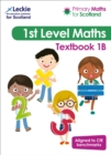 Image for Primary maths for ScotlandTextbook 1B for the curriculum for excellence