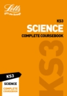 Image for Science  : complete coursebookKS3