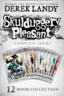 Image for Skulduggery Pleasant. : Books 1-12
