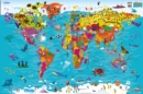 Image for Collins Children's World Map
