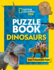 Image for Puzzle Book Dinosaurs : Brain-Tickling Quizzes, Sudokus, Crosswords and Wordsearches