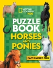 Image for Puzzle Book Horses and Ponies : Brain-Tickling Quizzes, Sudokus, Crosswords and Wordsearches