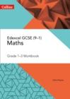 Image for Edexcel GCSE mathsGrade 1-3,: Workbook