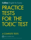 Image for Practice tests for the TOEIC test