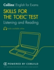 Image for Skills for the TOEIC test: Listening and reading
