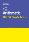 Image for KS2 maths arithmetic SATs 10-minute tests  : for the 2019 tests