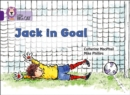 Image for Jack in goal