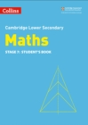 Image for Lower secondary mathsStage 7,: Student's book