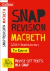 Image for Macbeth  : Edexcel GCSE 9-1 English literature text guide