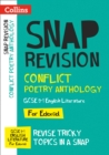 Image for Conflict poetry anthology  : new GCSE grade 9-1 Edexcel English literature