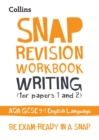 Image for Writing  : for papers 1 and 2New GCSE grade 9-1,: Workbook