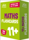 Image for 11+ Maths Flashcards : For the 2020 Tests