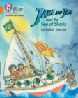 Image for Jake and Jen and the sea of sharks