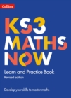 Image for KS3 maths now: Learn and practice book