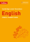 Image for Cambridge lower secondary EnglishStage 8,: Student's book