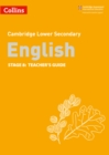 Image for EnglishStage 8,: Teacher's guide
