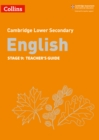 Image for EnglishStage 9,: Teacher's guide