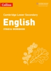 Image for Cambridge lower secondary EnglishStage 8,: Workbook