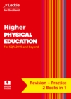 Image for Higher physical education  : revise Curriculum for Excellence SQA exams