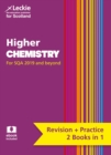 Image for Higher chemistry  : revise Curriculum for Excellence SQA exams