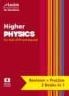 Image for Higher physics  : revise Curriculum for Excellence SQA exams