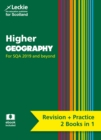 Image for Higher geography  : complete revision and practice