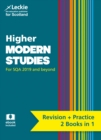 Image for Higher modern studies  : complete revision and practice