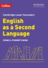Image for Lower secondary English as a second languageStage 9,: Student's book