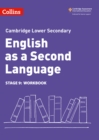 Image for Cambridge checkpoint English as a second languageStage 9,: Workbook