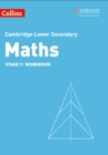 Image for Lower secondary mathsStage 7,: Workbook