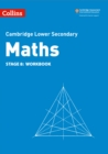 Image for Lower secondary mathsStage 8,: Workbook