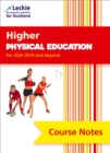 Image for Higher physical education course notes