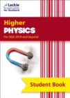 Image for Higher physics: Student book