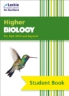 Image for CfE Higher biology student book