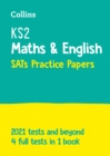 Image for KS2 maths and English SATs practice papers  : for the 2020 tests