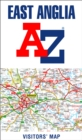 Image for East Anglia A-Z Visitors' Map